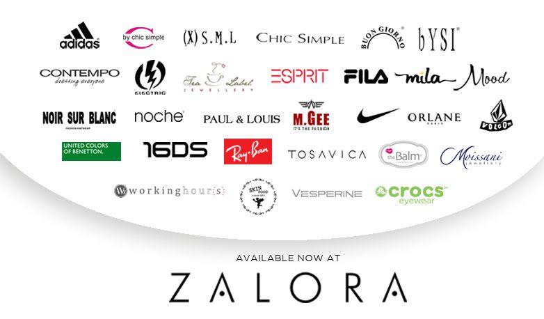 ZALORA Pusat Belanja Fashion Online Indonesia