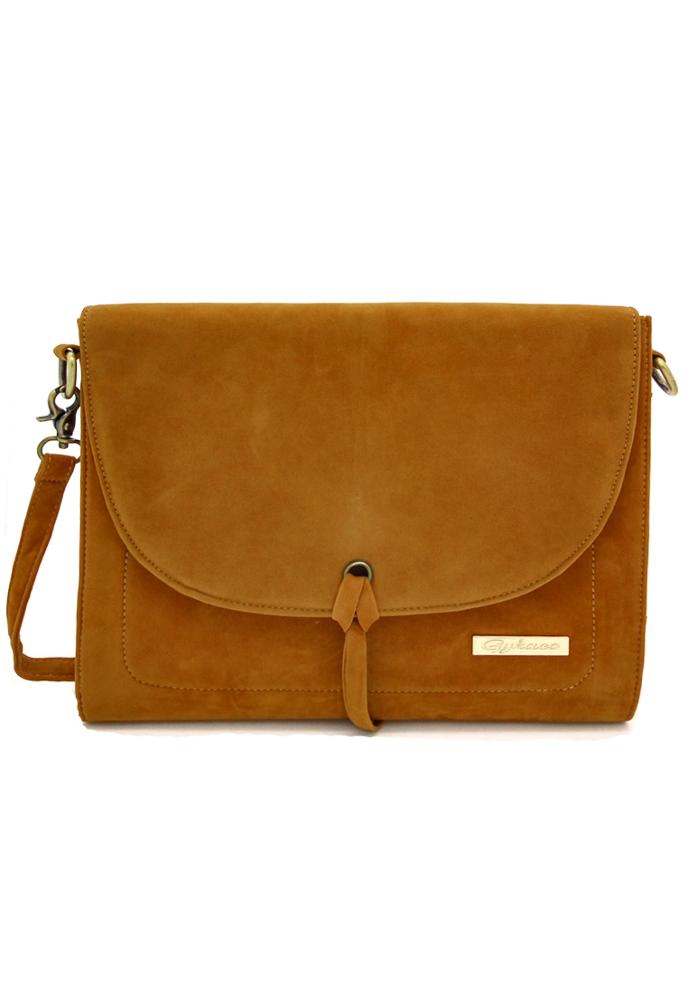 gykaco Clutch Jovita - Brown