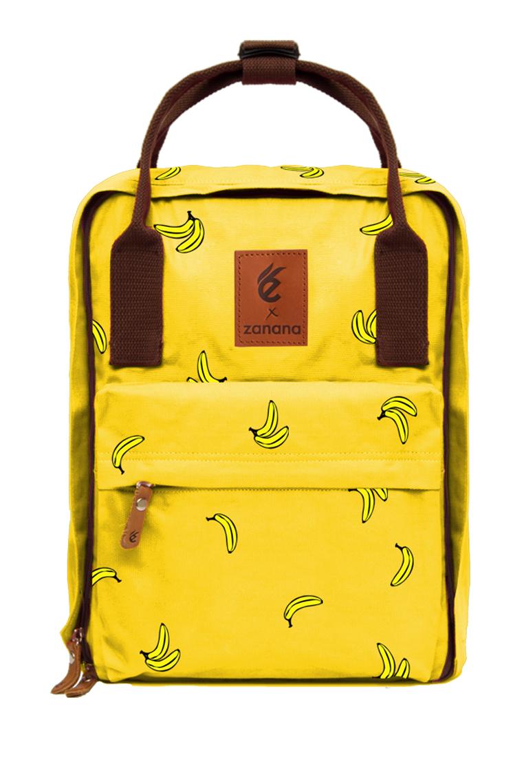 Esgotado Tas Ransel Multifunction Backpack Zanano Primeiro yellows