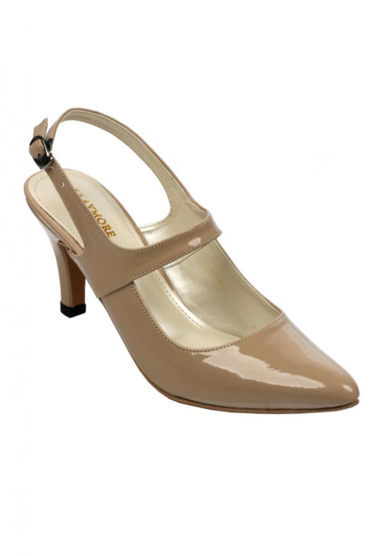 CLAYMORE High Heels Claymore MZ - 192 Cream