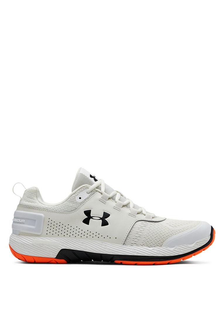 UA Commit Tr Ex Shoes - Onyx White/Black/Black - Under Armour