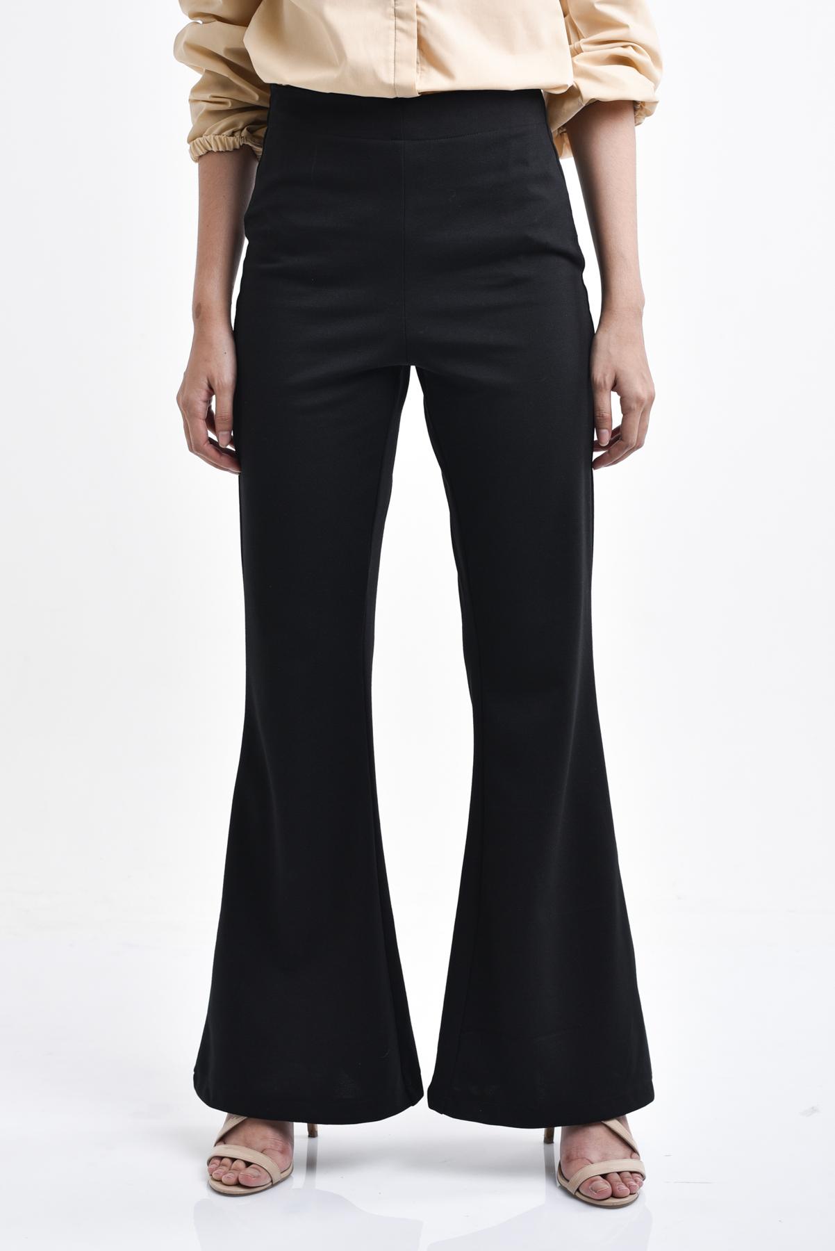 Lestari Pants in Black