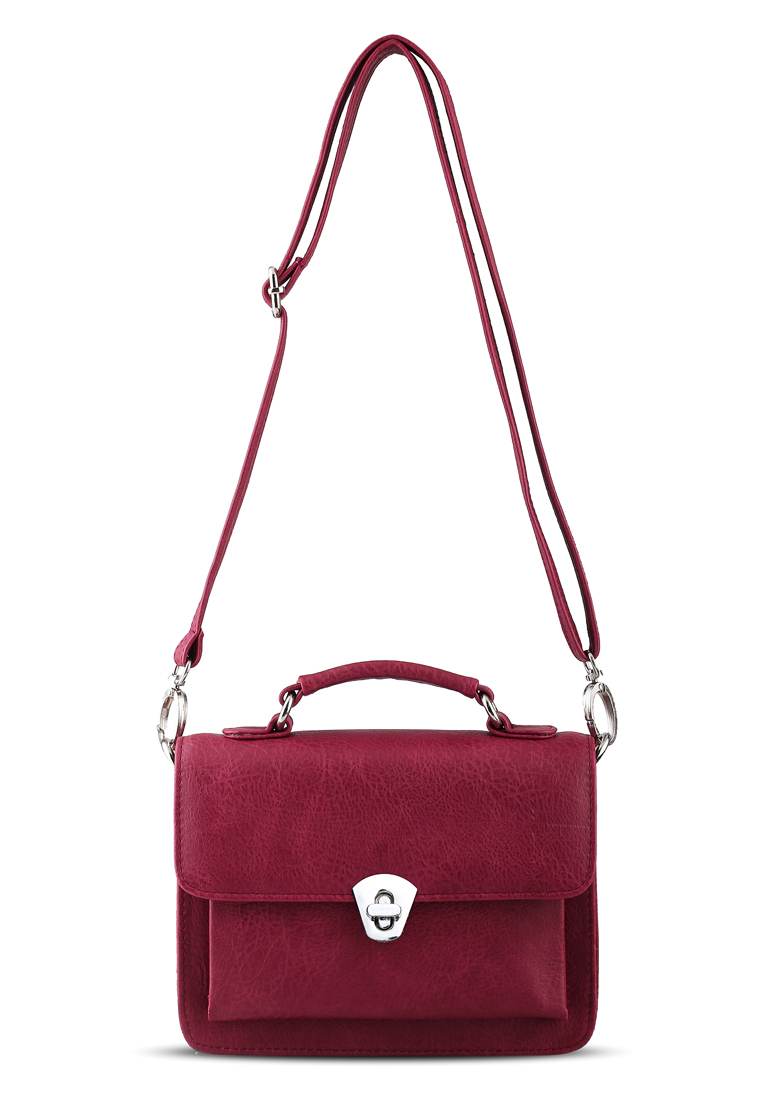 Bag by ZOE Crossbody Turnlock Sling Bag