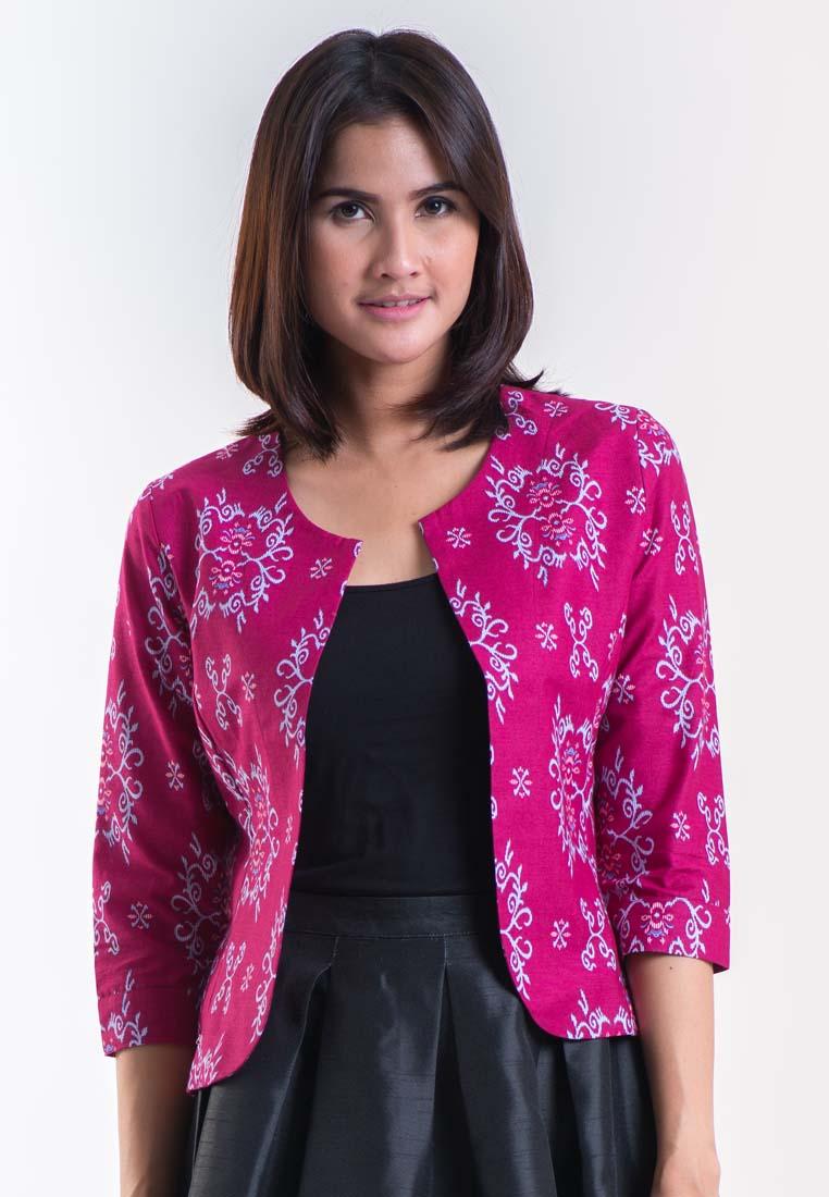Batik Solo Cardigan Print