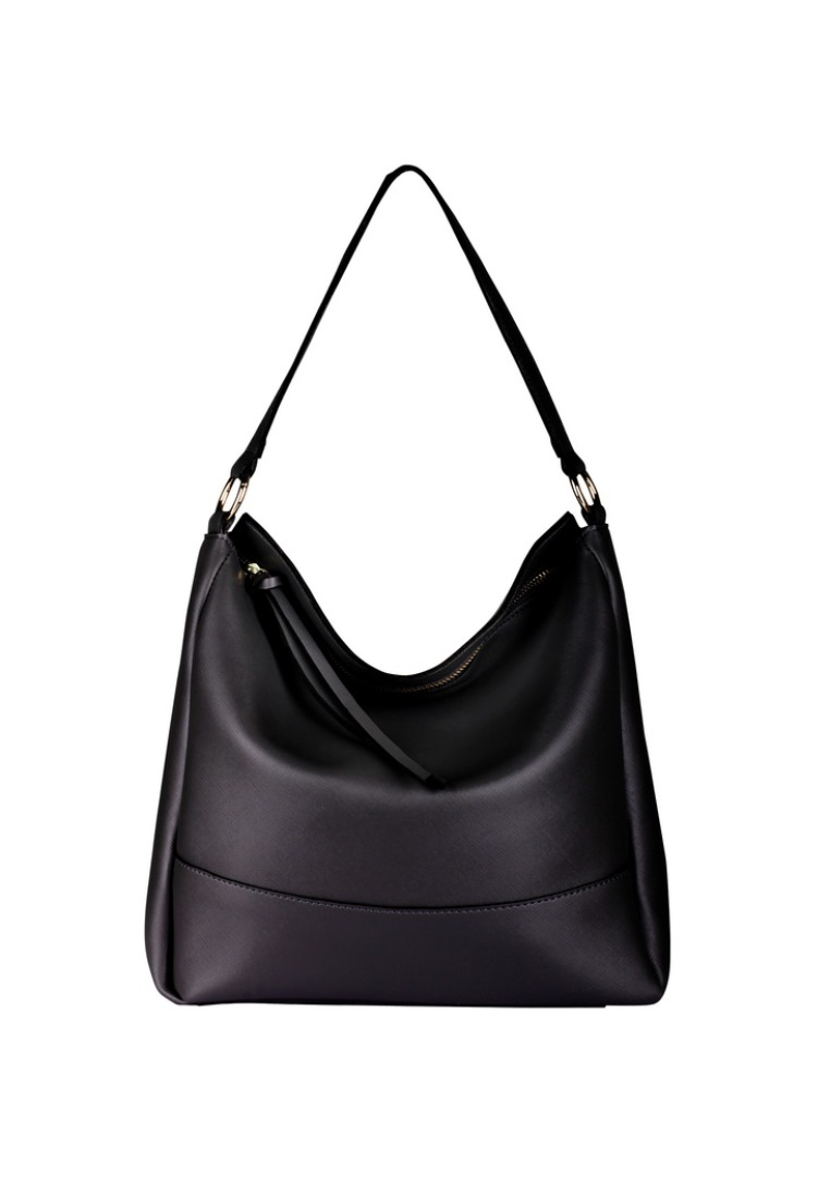 Primrose Primrose Yarra Hobo Bag Black