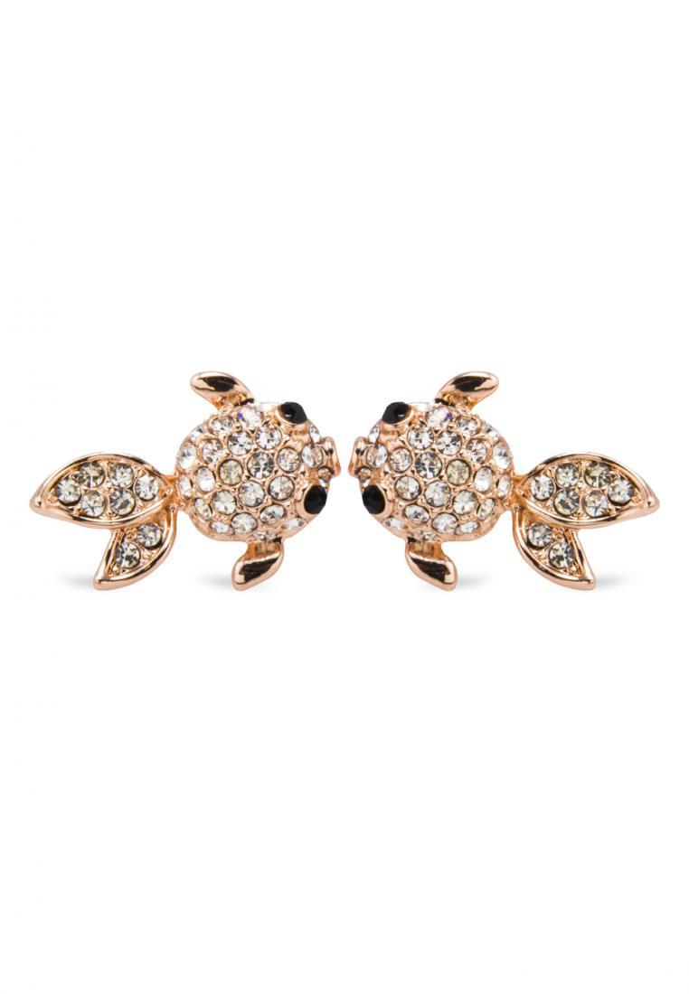 Toko Kurio Gillie Goldfish Earrings