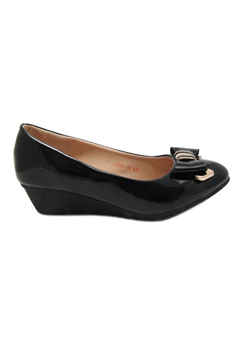 DEA Dea Wedges Shoes 1503-18 Black