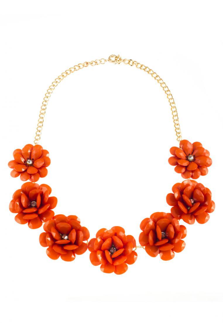 Toko Kurio Felicity Flower Necklace by Kurio