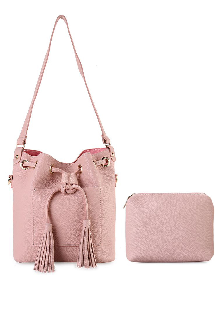Cocolyn Bianca Bucket Bag