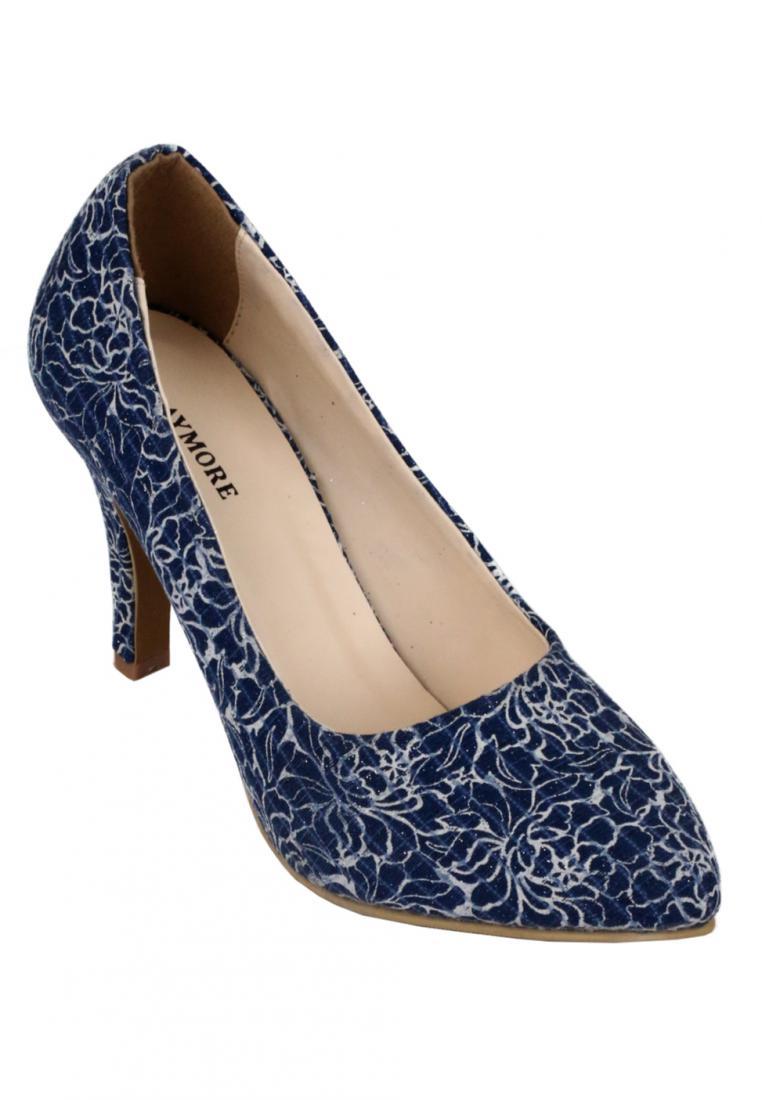 CLAYMORE Claymore High Heels BB 701K Blue