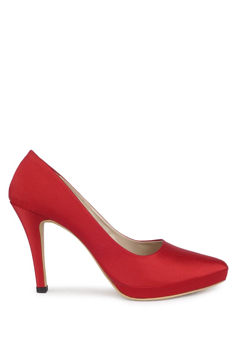 CLAYMORE High Heels MZ - 08 Red