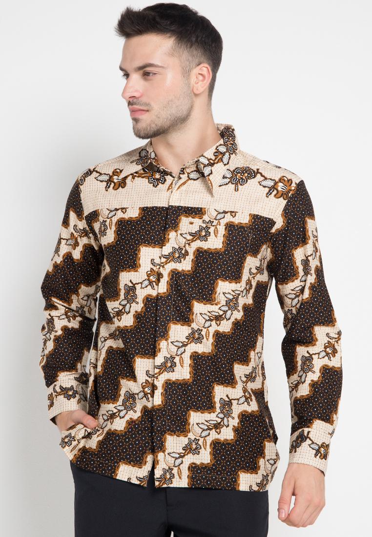 Baju Batik motif salur