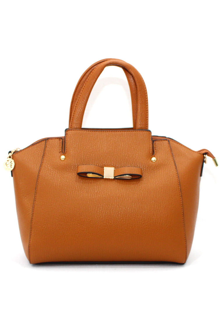 Jennie Handbag - Brown