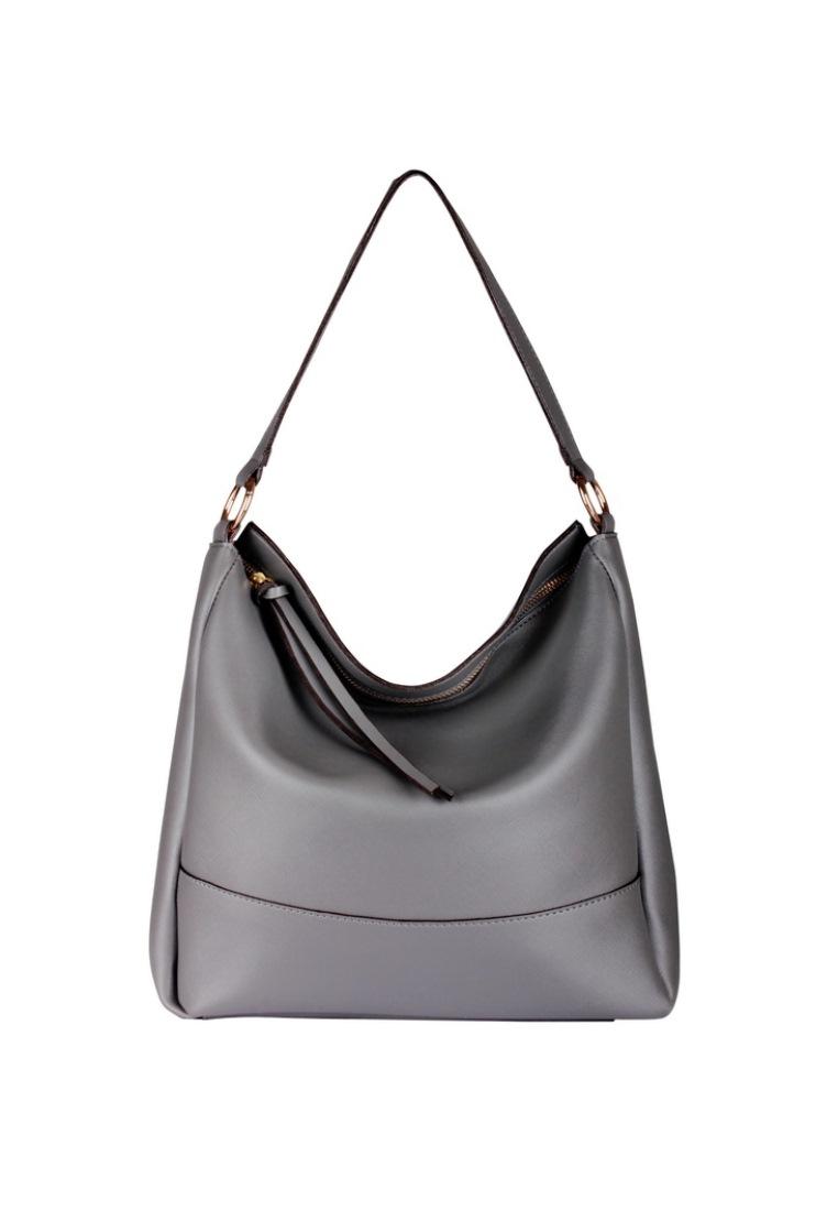 Primrose Primrose Yarra Hobo Bag Grey