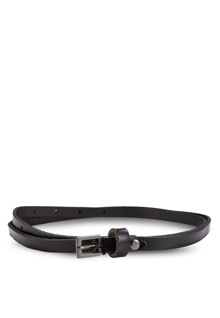 Something Borrowed Minimalist Skinny Belt