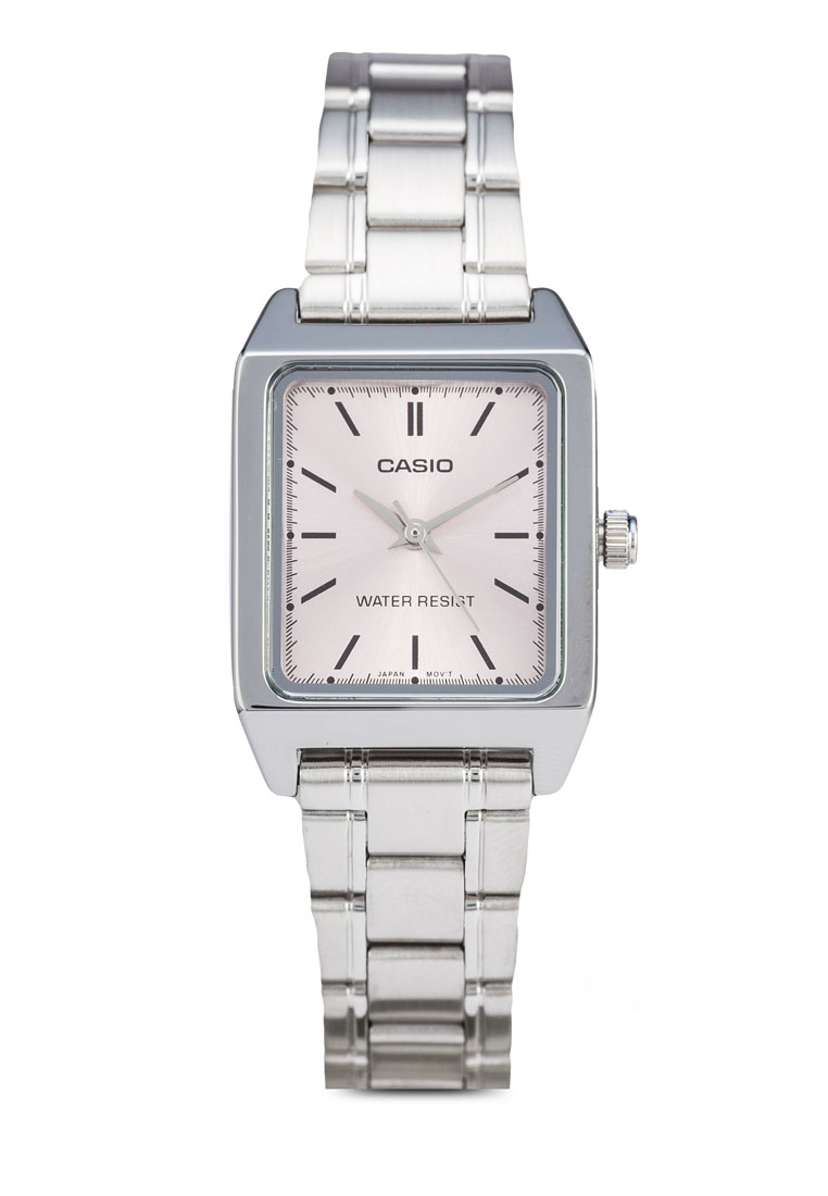 CASIO Casio Square Watch Ladies Analog LTP-V007D-4E