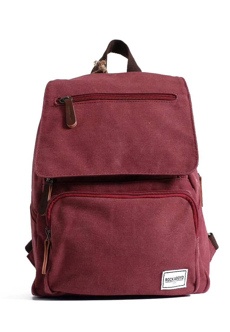 Rockaboyd Mia Red Backpack