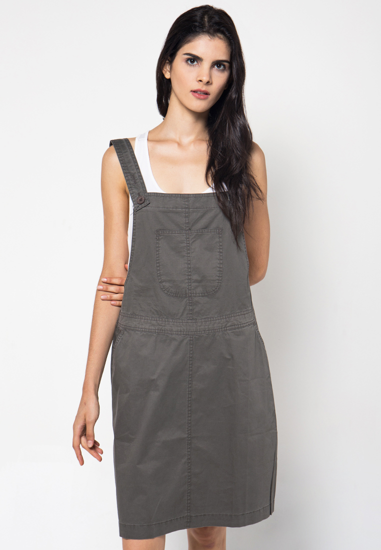 GRAPHIS Mini Dress Overall