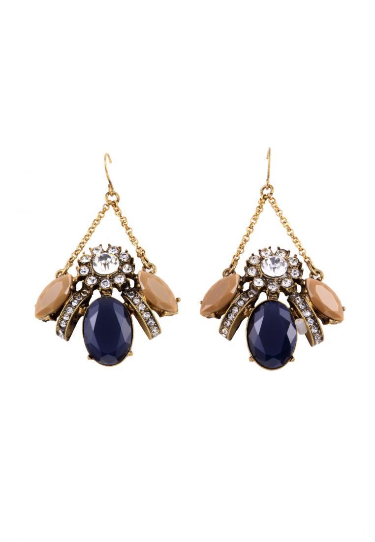Toko Kurio Dangle Bee Drop Earrings