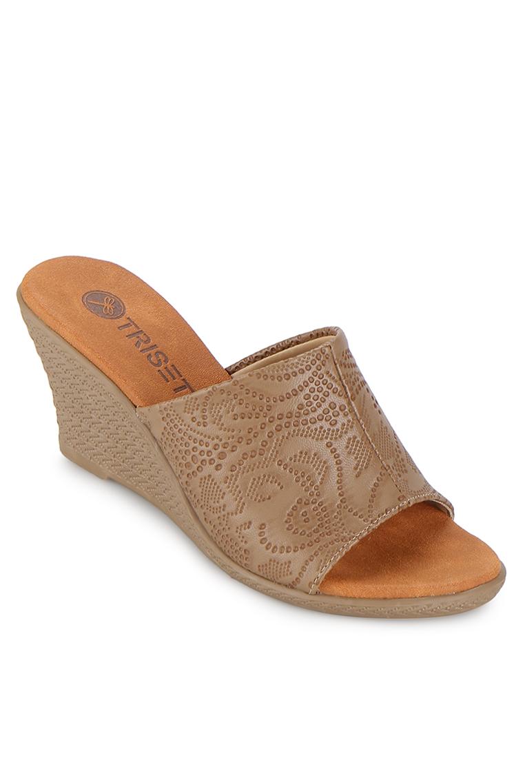 Triset Shoes Wedges Sandals