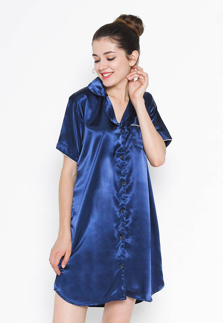 Pajamalovers Dalila Blue