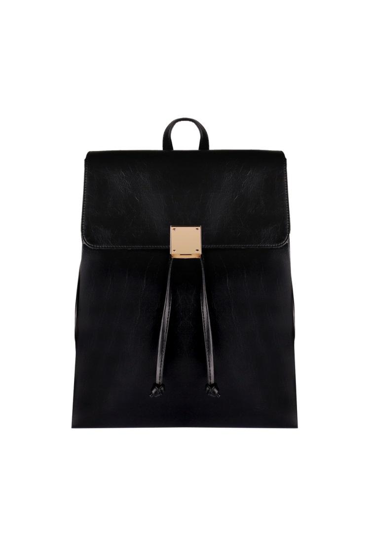 Asiro Asiro Cara Backpack Black