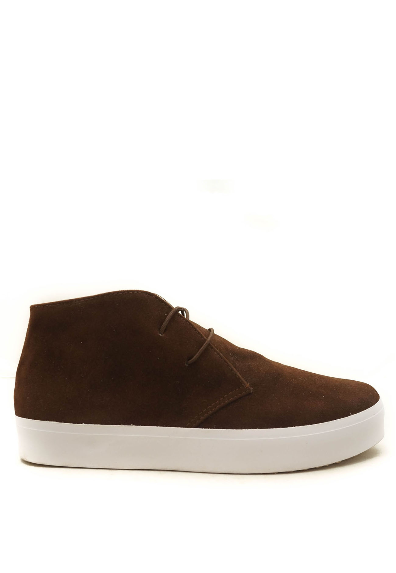 CDE CDE Lucid Chukka Women Sneaker Dark brown