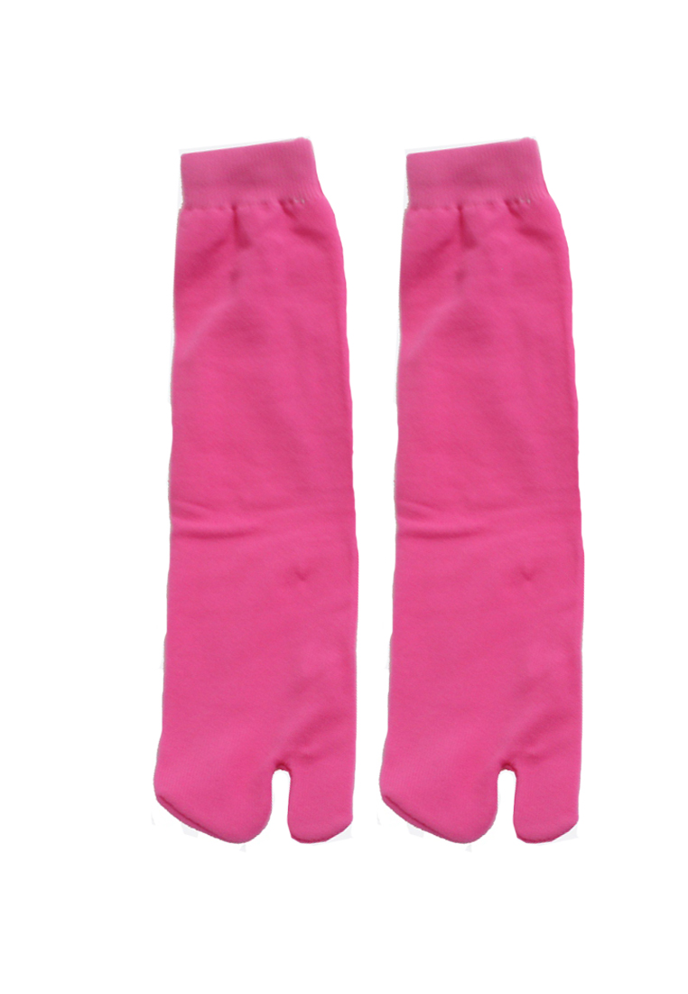 Soka Soka Basic Jempol Pendek Pink Tua