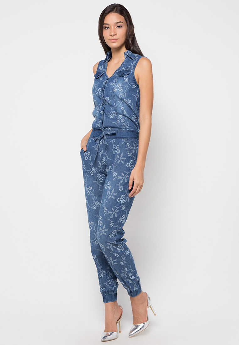 Cosmopolite Jumpsuite Denim