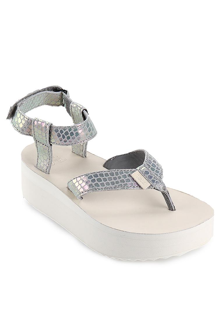 Teva W Flatform Sandal Iridescent
