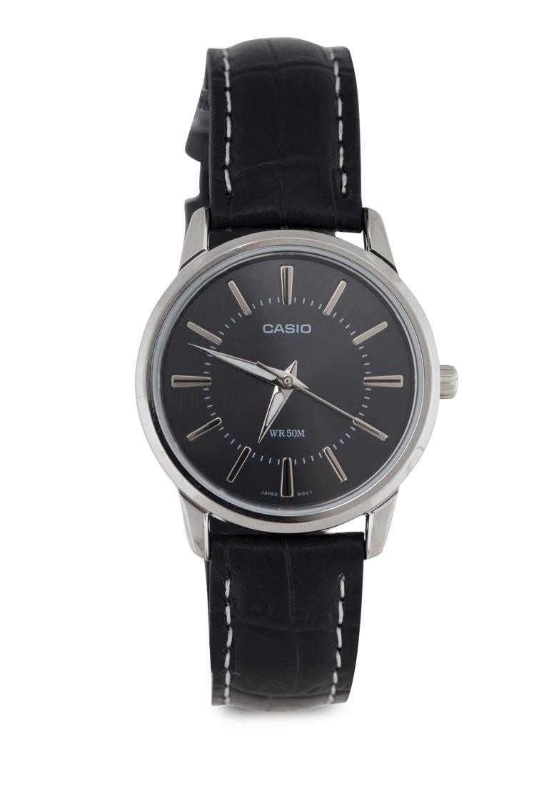 CASIO Casio Round Watch Ladies Analog LTP-1303L-1A