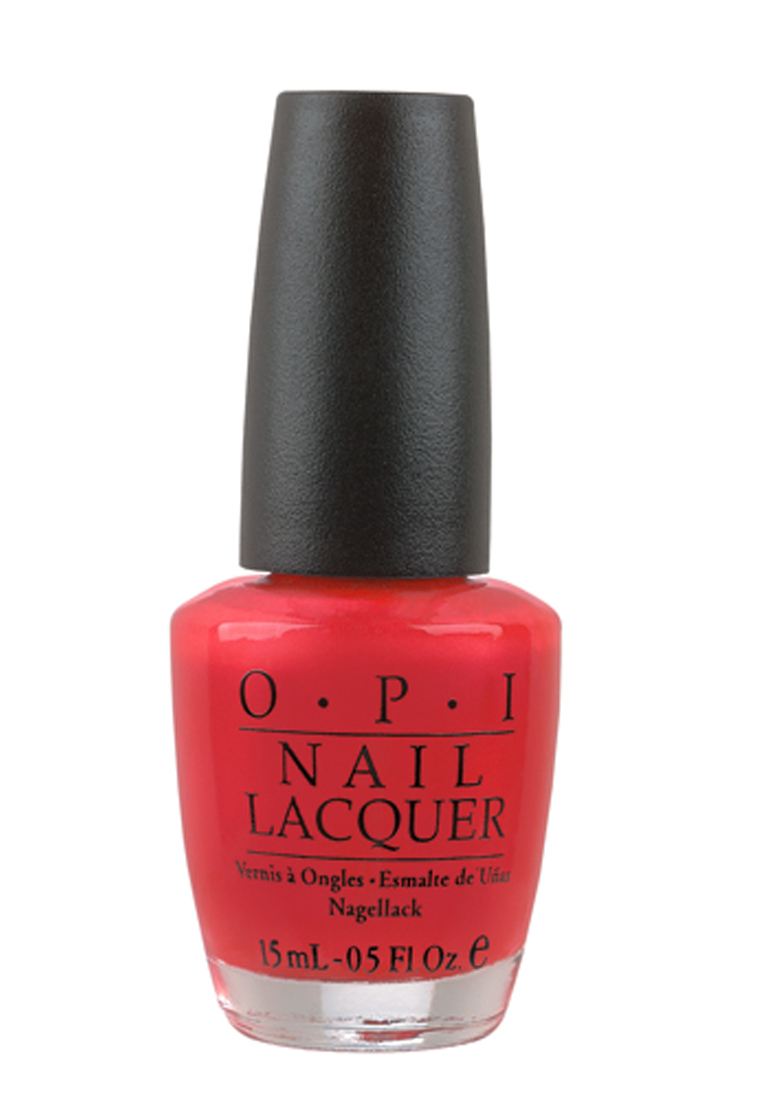 OPI CHA-CHING CHERRY (NLV12)