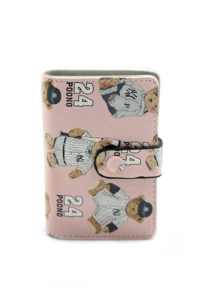 London Berry by HUER Teddy Poono BaseBall Card Holder